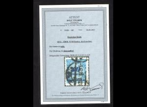 DR, Mi.-Nr. 330 B, gestempelt, FA. TworekBPP.