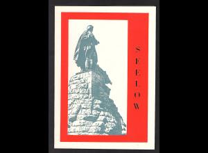 DDR -Gedenktblatt, Seelow, B8-1985