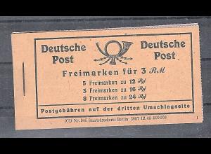 All. Besetzung /Gemeinschaftsausgaben MH Mi.-Nr. 50 XIV, gest., FA. SchlegelBPP
