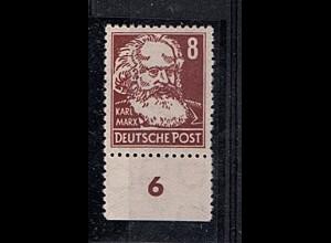 DDR. Mi.-Nr. 329 za YI, postfrisch, FA. Mayer