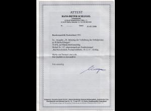 Bund , FDC, Mi.-Nr. 147 , FA. SchlegelBPP.