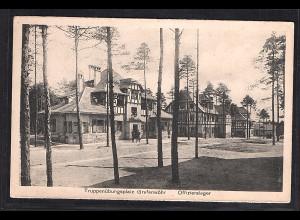 Ansichtskarten, Truppenübungsplatz Grafenwöhr, nicht gelaufen.