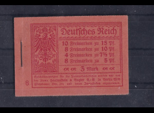 DR., Markenheftchen Mi.-Nr. 11.1 A, postfrisch, FA. J-LantelmeBPP