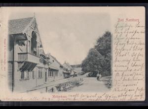 Ansichtskarten, Molkenhaus- Bad Harzburg, gelaufen.