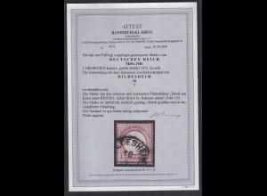 DR, Mi.-Nr.19 Ib,FA, KrugBPP