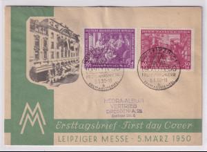 DDR. Mi.-Nr. 249 PF II auf FDC, Kurzbefund Mayer.