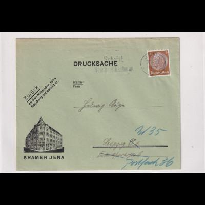DR. Reklamebrief, Kramer Jena