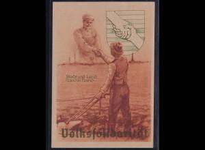 DDR/ SBZ, Sonderpostkarten Volkssolidarität