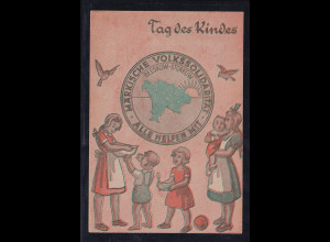 DDR/ SBZ, Sonderpostkarten Tag des Kindes