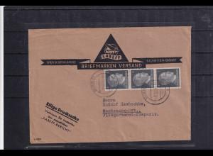 DR. Reklamebrief, Briefmarkenhaus Sabeff