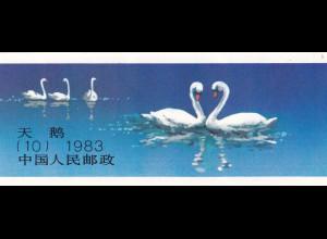 VR-China Mi.-Nr. MH 10 postfrisch