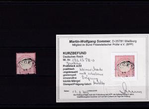 DR, Mi.-Nr. 19 L 15 , gestempelt, Kurzbefund. SommerBPP
