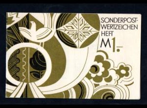DDR., Mi.-Nr. SMHD 7 ch postfrisch