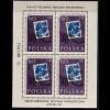 Polen, 100 Jahre polnische Briefmarken Kleinbogen Bogen 1960 Mi.-Nr 1151-1155