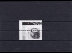 BRD 1996, Europa: Käthe Kollwitz, Mi.-Nr. 1855 Verzähnung, postfrisch.
