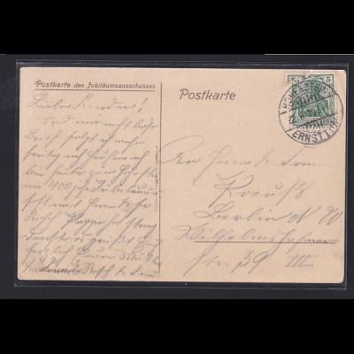 DR., Postkarte 400 Jahr Hohenstein-Ernstthal