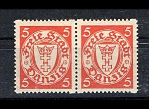 Danzig Mi.-Nr. 193D/193D, postfrisch.