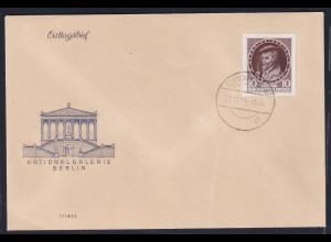 DDR.FDC. Mi.-Nr. 497, sign. Mayer
