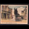 SBZ.Geburtstag von Goethe, Mi.-Nr. 234-238 auf Karte mit ESST.