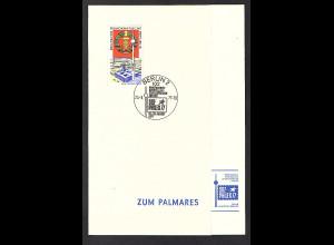 DDR - Gedenkblatt, SOZPHILEX 1977, B 16-1977 a,b,c.